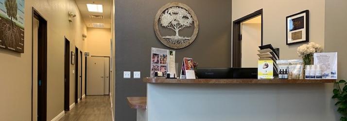 Chiropractic Las Vegas NV Root Cause Resolution Receptionist Desk